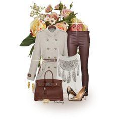 The Row leggings, Sergio Rossi pumps and Hermès handbags.