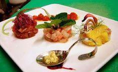 Chef for Rent Rome: Tris di tartare...Perchè tre è il numero perfetto!