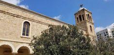 Historic Architecture, Beirut, The St, Destruction, Dates, Cathedral, Greek, Skyline, City