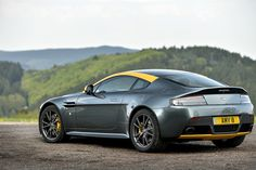 Aston Martin Vantage A life less ordinary. Discover more at… Aston Martin Models, Aston Martin Db11, Aston Martin Lagonda, Aston Martin Vantage, Amazing Animal Pictures, Old Sports Cars, Automobile Companies, Jaguar F Type, Hot Cars