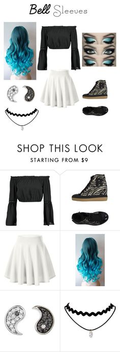 """""""Untitled #88"""" by abby-white-2 ❤ liked on Polyvore featuring Boohoo, Ruco Line and Sydney Evan"""