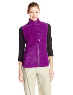 Exofficio Women's Calluna Fleece Vest ** You can find out more details at the link of the image.