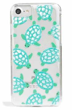 Skinnydip Turtle iPhone Case (6/7 & 6/7 Plus)