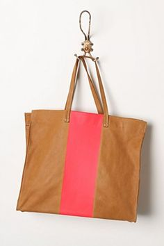 Refashion Inspiration: Hot Streak Tote , Anthropologie