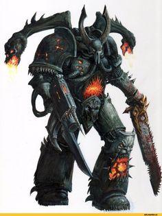 Warhammer 40000,warhammer40000, warhammer40k, warhammer 40k, ваха, сорокотысячник,фэндомы,Chaos Space Marine,Chaos (Wh 40000),undivided