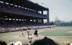 Wrigley Field Los Angeles.  Home of the Los Angeles Angels