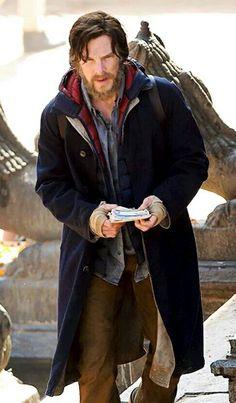 Ben on The Dr Strange set - 7th November 2015 Nepal - Even when he looks homeless, he's still hot somehow