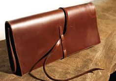 Basil Racuk Document Carrier.  I think I may just write a missive just to use this.