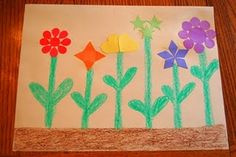 """Craft and Activity to go with """"Plainting a Rainbow"""""""