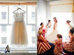 vintage-americana-chicago-wedding Kristen Lynn Photographie