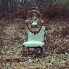 Christopher McKenney is a conceptual photographer from Pennsylvania who manages to find true art in the dark and twisted. He specializes in horror and surrealist photography. Surrealism Photography, Conceptual Photography, Art Photography, Photography Aesthetic, Horror Photography, Creepy Photography, Creepy Photos, Creepy Images, Arte Horror