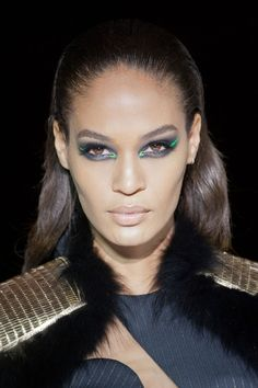 Versace Atelier Spring 2013 / Makeup