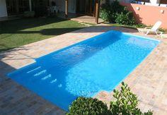 piscina de fibra sem borda - Pesquisa Google