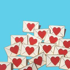 Love Letter Pin