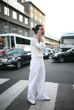 fce6da6a20083 They Are Wearing  Milan Men s Fashion Week Spring 2014 Gents Fashion