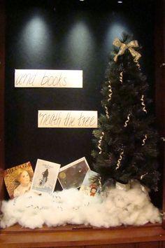Children's Christmas Display for Winter Holiday Season