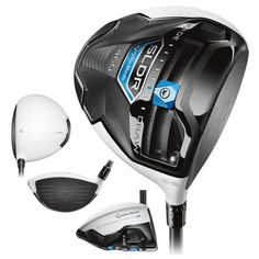 Golf Men's SLDR Mini Driver for Right Hander by TaylorMade -
