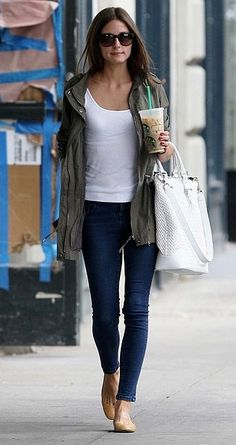 my casual style. Starbucks included.