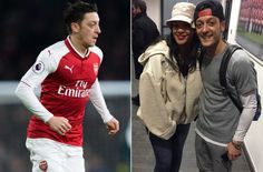 OLE777Sports - Kemenangan besar Arsenal kontra Everton dengan skor 5-1 disaksikan langsung oleh penyanyi ternama yakni Rihanna.  #Arsenal #MesutOzil #Rihana #TheGunners #PremierLeague #LigaInggris #Selebritis #Celebrity