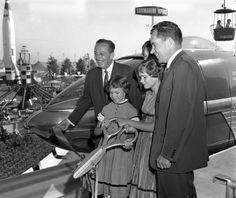 June 14, 1959 Monorail ribbon cutting with VP Nixon tami@goseemickey.com