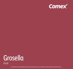 Grosella #ColorLife #color #Comex