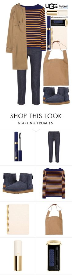 """""""The Icon Perfected: UGG Classic II Contest Entry"""" by foundlostme ❤ liked on Polyvore featuring Estée Lauder, Acne Studios, UGG, M.i.h Jeans, Tri-coastal Design, Maison Margiela, H&M, Guerlain, Vidal Sassoon and ugg"""