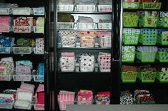 craft room organization ideas on a budget | SEWING ROOM ORGANIZATION CHALLENGE – PART I FABRIC© – THE ...