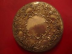 Collectible Vintage Victorian TOWLE Sterling Silver 925 Trinket Box