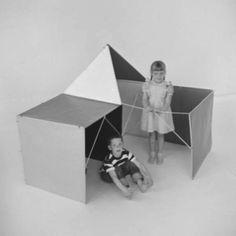 Eames toy - midcentury kids design