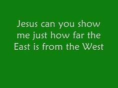 Casting Crowns - East to West (with Lyrics)