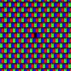 reparar píxeles muertos