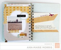 Scrapbooking on the Road | Part Two