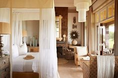 This will be what my dream house looks like. (Singita Serengeti House in Tanzania. Romantic Hotel Rooms, Oasis, Interior Decorating, Interior Design, Beautiful Hotels, Beautiful Bedrooms, Amazing Hotels, Beautiful Places, Cool Countries