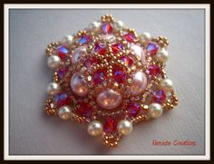 Beads For Brains: 365: Day 178 - Greta Pendant