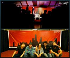 Here's a few shots from the Jus' Improv that happened on 18th Dec. Thanks everyone that came down for it & added to all the fun! :)