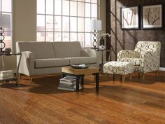 Vintage Hickory Caramel from our SpringLoc Collection