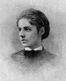 Emma Lazarus, an American poet, is best known for her faith in America as a safe place for all the suffering people of the world, as expressed in her poem inscribed on the Statue of Liberty in New York.