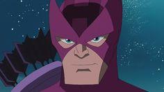 Hawkeye in EMH
