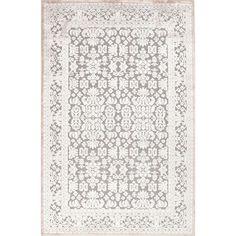 Jaipur // Fables Regal Gray Rug