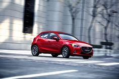 La nouvelle Mazda 2 sort les griffes !