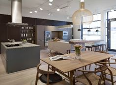 Kitchen Architecture's bulthaup showroom in Cheshire www.bulthaupsf.com #bulthaup #kitchen #design