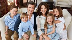 The next generation of Danish royalty is growing up fast. HRH Crown Prince Frederik and HRH Crown Princess Mary have four children and the eldest, HRH Prince Christian, is second in line to the Danish throne. Princess Mary of Denmark is originally from Tasmania and is known as a style icon. HRH Crown Prince Frederik is a very popular figure in Denmark and has been voted Dane of the Year in Danish opinion polls more than once.