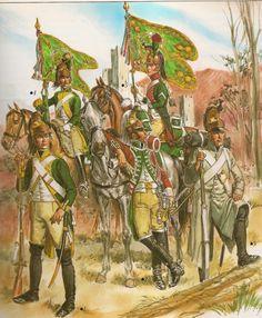 MINIATURAS MILITARES POR ALFONS CÀNOVAS: LOS SOLDADOS,( IX ) DE LA REVOLUCIÓN FRANCESA. por Liliana y Fred FUNCKEN, fuente = Biblioteca Militar de BARCELONA.