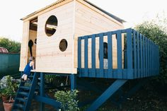 How to build a modern playhouse