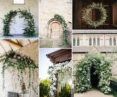 Floral Installations For Weddings