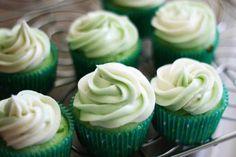 Tangy Lime Cupcake Recipe