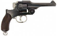 Type 26 revolver Manufactured in the Kokura arsenals in Japan Rock Island Arsenal, German Police, Pocket Pistol, Long Rifle, Weapon Of Mass Destruction, Cool Guns, Guns And Ammo, War Machine, Firearms