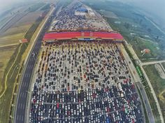 As images of a terrifying traffic jam emerge from China, we look at the most   painful commutes on the planet