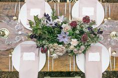 Featured Photographer: Hello Inspira Photography; Wedding centerpieces ideas.