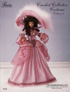 Crochet Collector Costume Vol.8 - D Simonetti - Picasa Web Albums